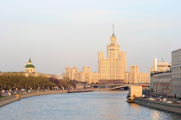 Moscow. Panorama.