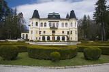 Slovakia, manor house in Betliar poster