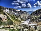 Fototapety Les Pyrénées ariègeoises