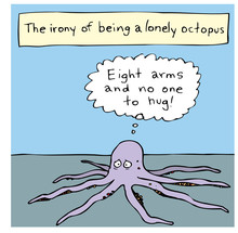 Lonely Octopus