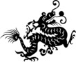 dragon vector chinese design