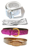 belts - female accessories poster