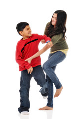 Brother Sister Fight