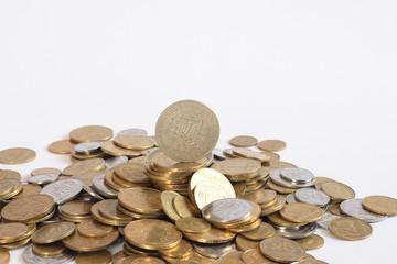 Ukrainian  coins