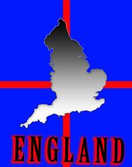 England Map 5