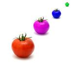strange tomatoes poster