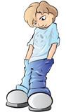 Depressed Boy poster