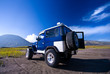 4 wheels drive mountain expedition