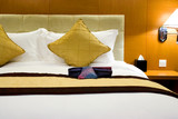 Hotel Bed poster