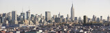 Manhattan Daytime Panorama poster