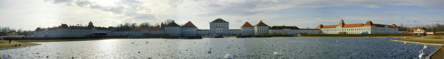 nymphenburg panorama