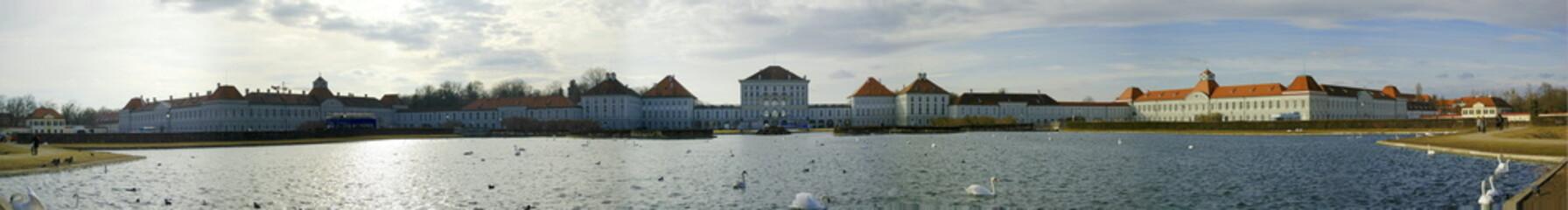 nymphenburg panorama