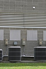 Multiple Exterior Ventilation Systems