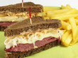 Pumpernickel Reuben
