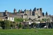 Cité de Carcassonne,Aude