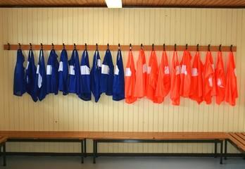 Soccer practice vests
