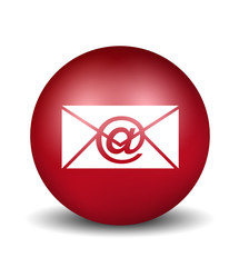 eMail - red
