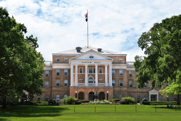 University of Wisconsin, Bascom Hall