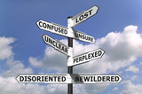 Lost and Confused Centrul de Orientare