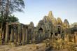 Quadro Bayon temple