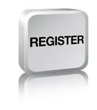 Register - silver poster