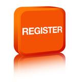 Register - orange poster