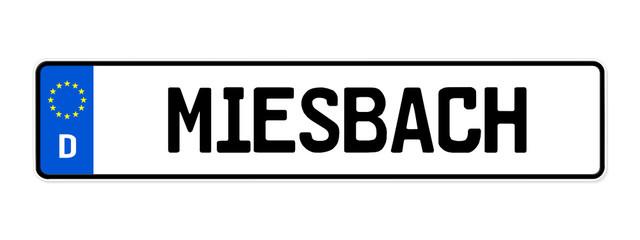 kennzeichen miesbach