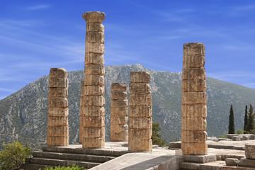 Delphi columns