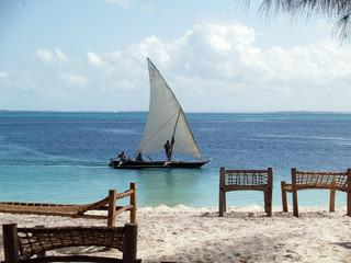 Isla de Misali en Pemba - Zanzibar
