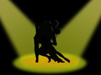 Tango nella luce