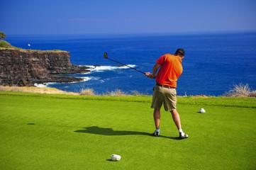Coastal Golfer