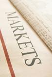 markets headline poster