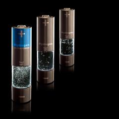 Hydrogen AA (R6) Batteries