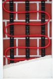 wall heating poster