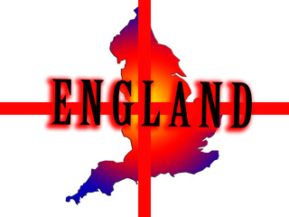 England Map 3