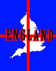 England Map 6