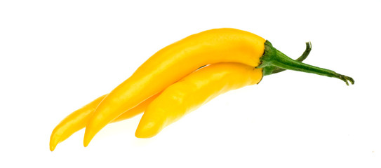 yellow spanish pepper
