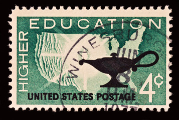 Higher Education Stamp