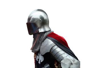 Black Medieval Knight