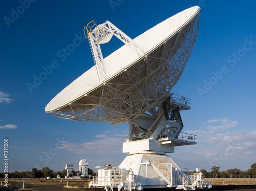Plexiglas Compact Array Telescope