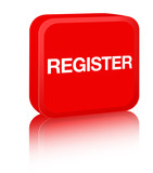 Register - red poster