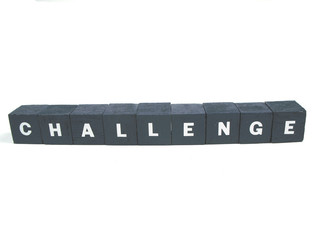 facing a challenge