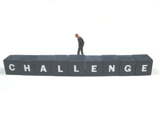 challenge at work
