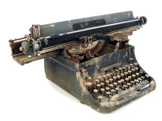 One rugged typewriter