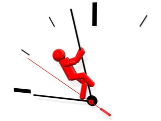 parar el reloj