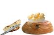 Hefe Brot mit Rosinen