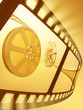 Film Reel Backlight