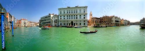 Wenecja. Grand Canal (panorama).