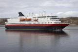Norwegian Coast Ferry.  poster
