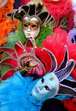 carnaval vénitien, jokers poster